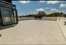 דירה עם גג בחיפה