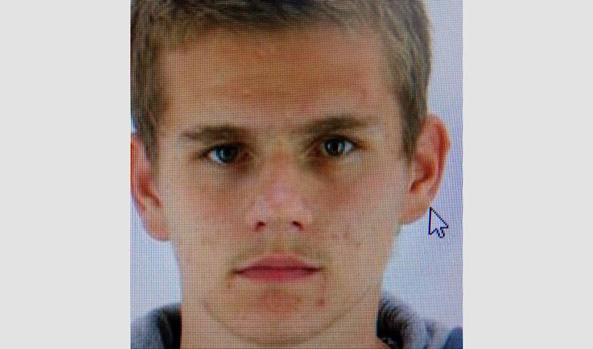 הנעדר אלכסיי פרשין, בן 22 מחיפה