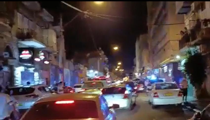 אירוע ירי ברחוב אלנבי (שימוש לפי סעיף 27א לחוק זכויות יוצרים)