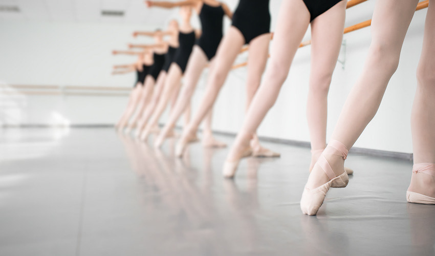 שיעור ריקוד (צילום: Evgeny Atamanenko / shutterstock.com)