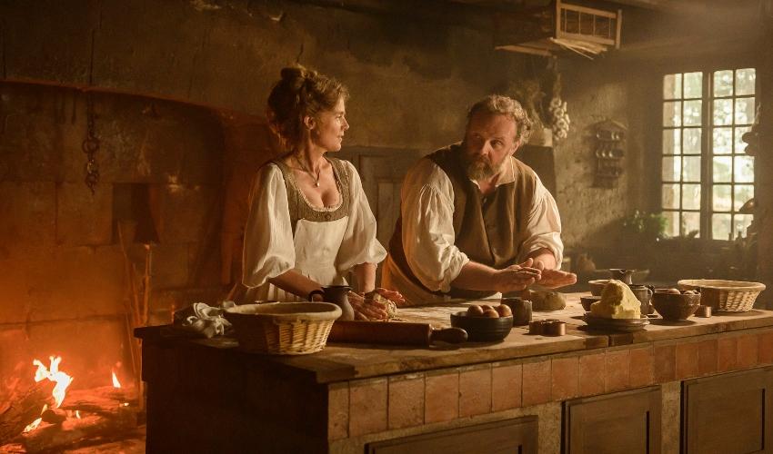 """""""השף הצרפתי"""". סיפור הקמת המסעדה הראשונה בעולם (צילום: יח""""צ)"""