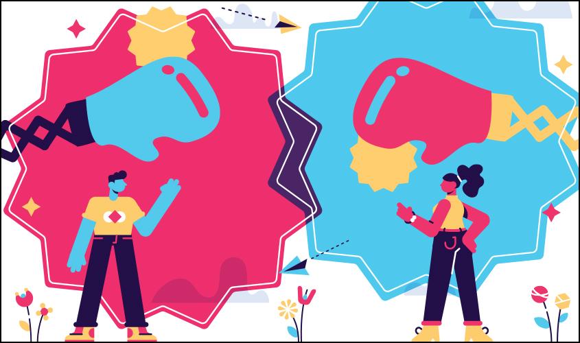 """הסכסוכים המתוקשרים של תשפ""""א (צילום: http://shutterstock.com/)"""