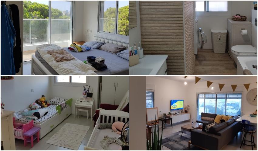 """למכירה מפרטי: 5 חדרים, 135 מ""""ר ברחוב שמשון"""