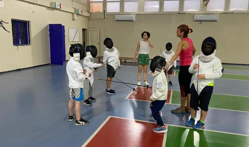 מועדון סיף לילדים על הספקטרום האוטיסטי (צילום: זיו שי)