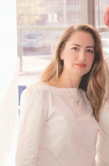 אורטל בן שושן, מנהלת אדמיניסטרטיבית בכללית מחוז חיפה